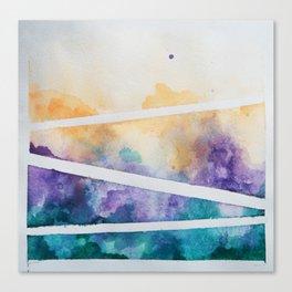 Clouded Judgement No. 1 Canvas Print