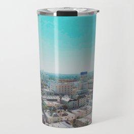 Wilshire & La Brea Travel Mug
