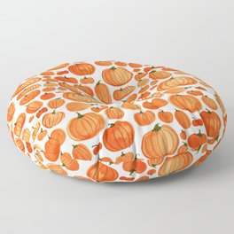Pumpkins Floor Pillow