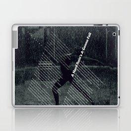 Hard Rain Laptop & iPad Skin
