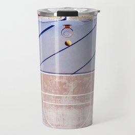 basketball court 3 Travel Mug
