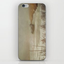 Life is a Shipwreck iPhone Skin
