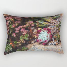 Coastal Desert Dwellers Rectangular Pillow