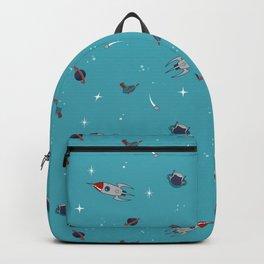 Spaceman. Backpack