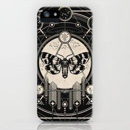 ANIMISM II iPhone Case