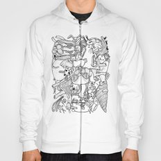 counting rabbits Hoody