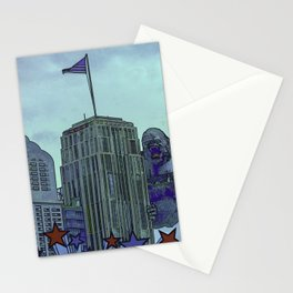 King Kong! Stationery Cards