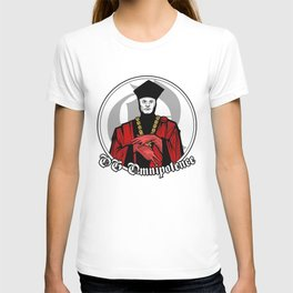OG Omnipotence : Q - Star Trek:TNG T-shirt