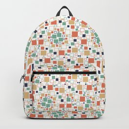 Geometric Pattern #1 Backpack
