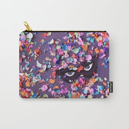 Hidden Carnival Carry-All Pouch