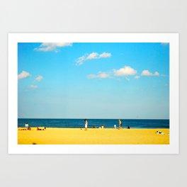 Summer of 2k9 Art Print
