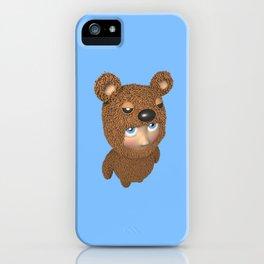 Furry baby iPhone Case