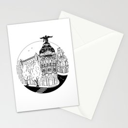 Memories of Madrid Stationery Cards