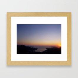 Katapola Framed Art Print