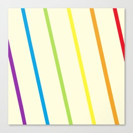 Finding the Rainbow Canvas Print
