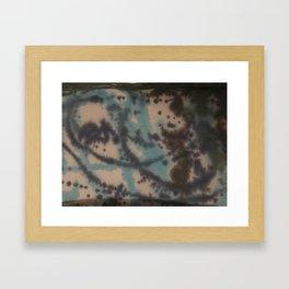Tye Dye 1 Framed Art Print