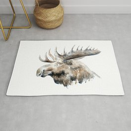 The King of the Forest Rug