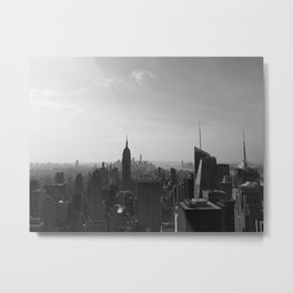 New York I Metal Print