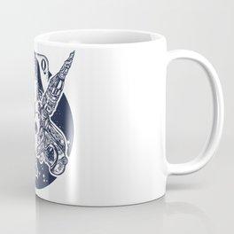Queen playing card Coffee Mug