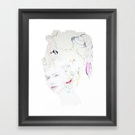 Marie Antoniette Framed Art Print
