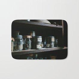 Vintage Pantry & Spices II Bath Mat