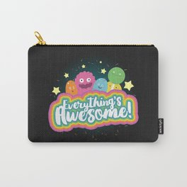 Everything's Awesome! Carry-All Pouch