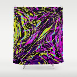 Surprise Party for any Occasion Shower Curtain