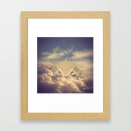 Sky Sanctuary Framed Art Print