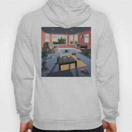 "Hippo Campus - ""Landmark"" Lyrics Hoody"