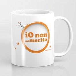 "Tazza ""Merito"" Coffee Mug"