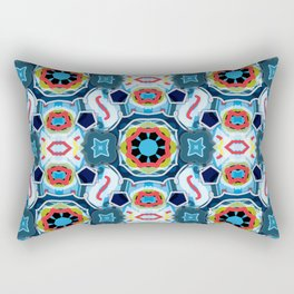 drinking the cosmos Rectangular Pillow
