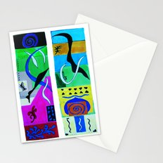 inspiration from Matisse Stationery Cards