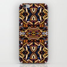 Angle Land Extrapolated iPhone & iPod Skin