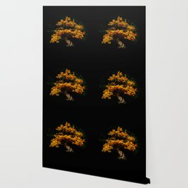 Yellow Bonsai Wallpaper