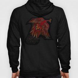 Creature of Fire (The Firebird) Hoody