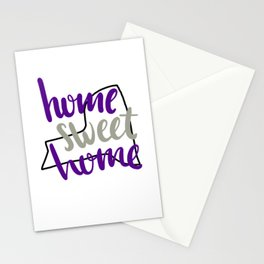 Home Sweet Home New York Stationery Cards