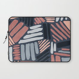 Dots and Lines - Strokes 1 Laptop Sleeve