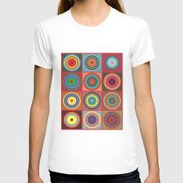 Kandinsky No. 49 T-shirt