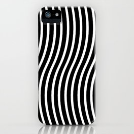 Bent Out Of Shape iPhone Case