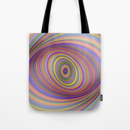 Happy Hypnosis Tote Bag