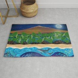 Mauna Kea Landscape Rug