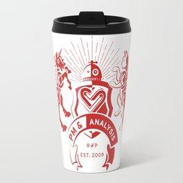 PM & Analysis Guild Crest Travel Mug