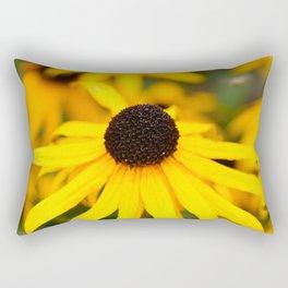Black-Eyed Susan Rectangular Pillow