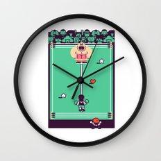 Overworld: Ring Wall Clock