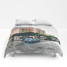 TRapani art 9 Comforters