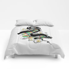 Many Colors Comforters