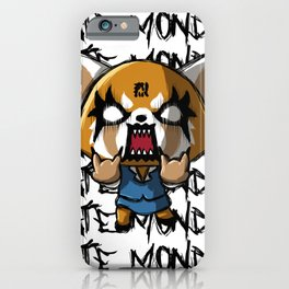 I hate the mondays iPhone Case
