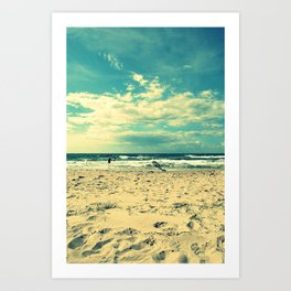 The Baltic Sea No. 3 Art Print