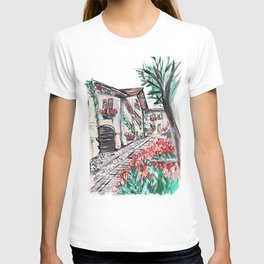 Streets of Italy T-shirt