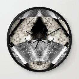 Mystical Rhombus No.2 Wall Clock